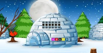 Снег дом ключ побег