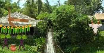 Уйти из деревни тамильской