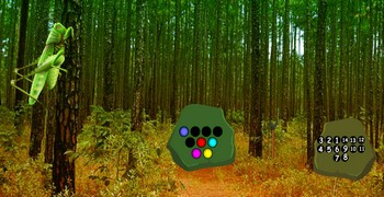 Лес кузнечиков. Есть ли выход?