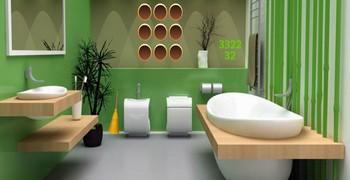 Траблы в зелёном доме модерновом