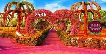 Чудесный сад мечты
