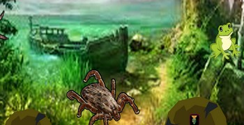 Побег из леса с клещами