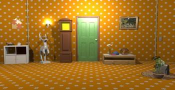 Побег из комнаты 03
