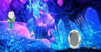 Место фантастических кристаллов