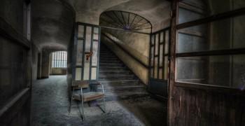 Убежище призраков