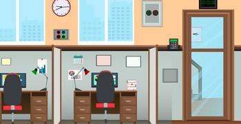 Побег из офиса корпорации