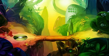 Фантастические джунгли. Побег из