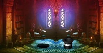 Поиск волшебной книги