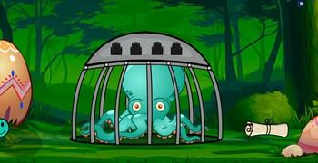 Побег октопуса