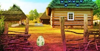 Сокровища дома в деревне