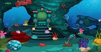 Побег из морских глубин 2
