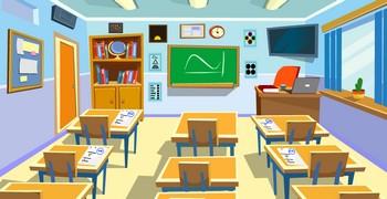 Как сбежать из школьного класса