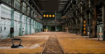 Забытая и заброшенная фабрика