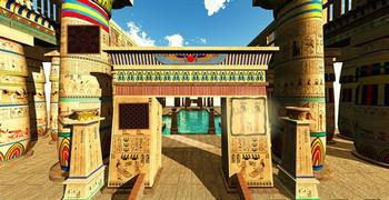 Храм Клеопатры 2