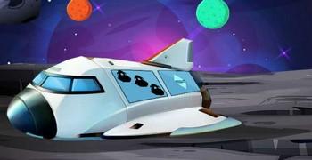 Спасение астронавта
