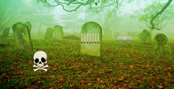 Кладбище скелетов