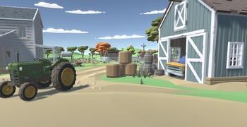 Побег с хитрой фермы