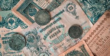 Пазлы-деньги