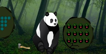 Бэбик панда в траблах