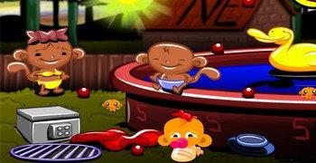 Счастливая обезьяна 547