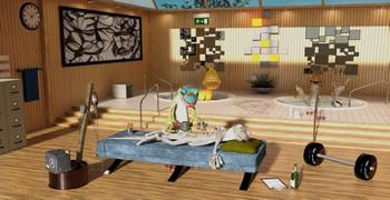 Найти что-то в комнате