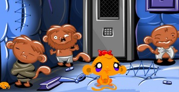 Счастливая обезьяна 559